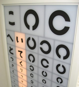 Optical industry