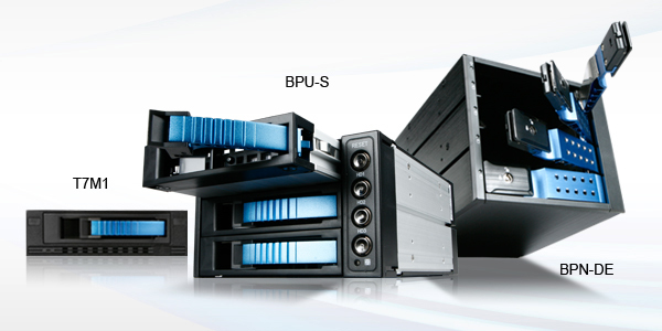 The T7M1, BPU-S, and BPN-DE