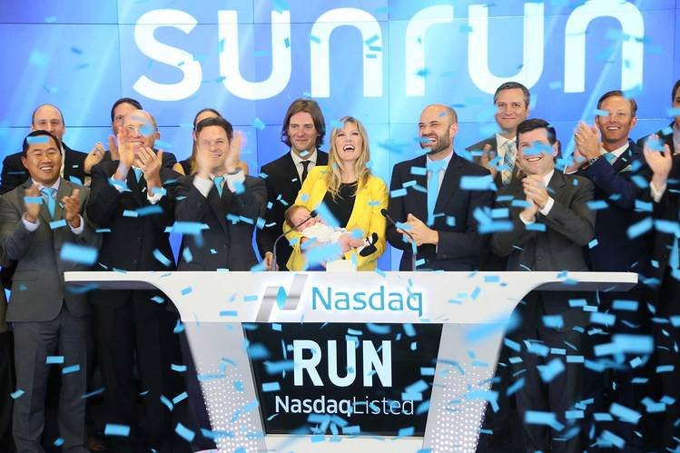 Sunrun to bring 100 jobs to city