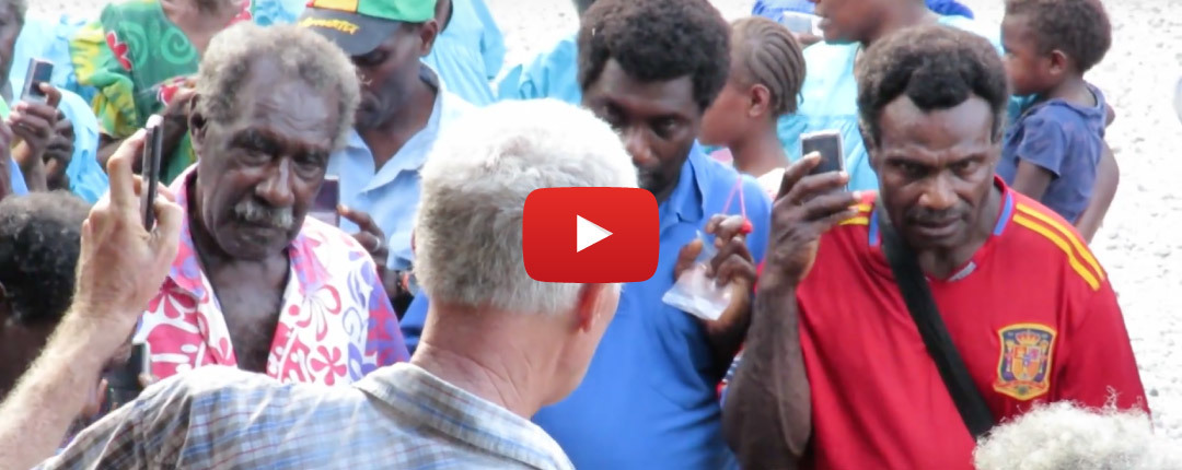 MegaVoice Newsletter Image 1 - A Word From Wycliffe Australia Video