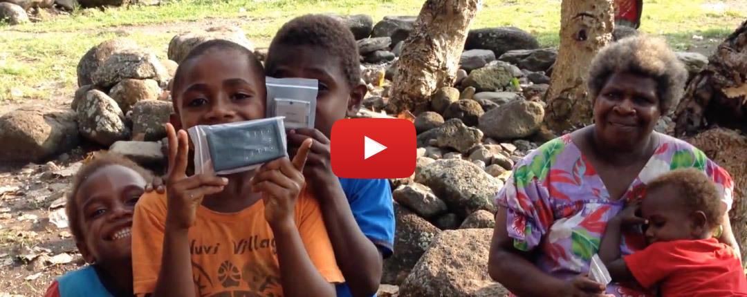 MegaVoice Newsletter Image 3 - Dynamic duo - SIL / Wycliffe Bible Translators & MegaVoice Video