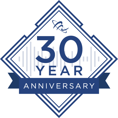 MegaVoice Newsletter Image 1 - 30th Year Anniversary Icon