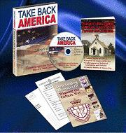 Take Back America: Silence is NOT an Option!