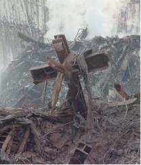 World Trade Center Relic Cross