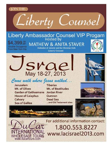 Liberty Ambassador Counsel VIP Program
