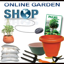 Onlne Gardening Items Shop