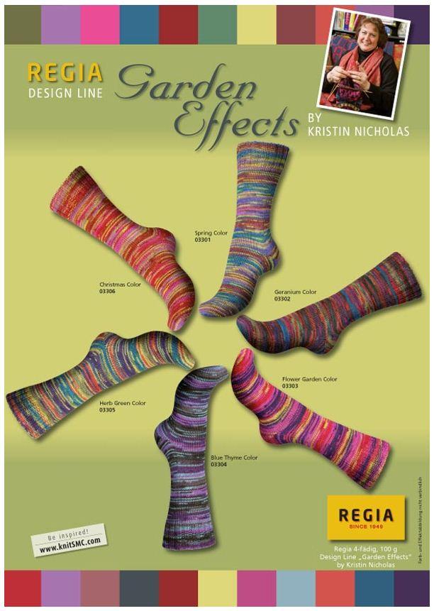 Regia Garden Effects