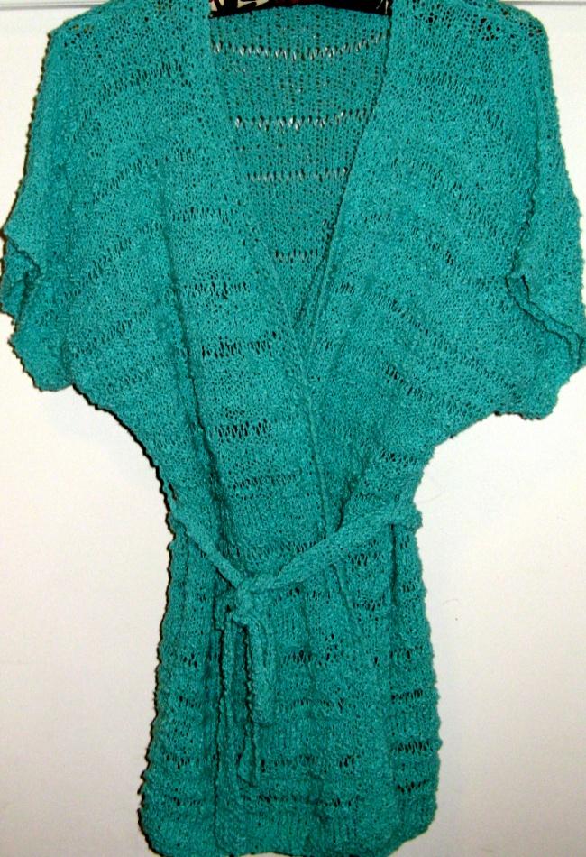 Sirocco Robe