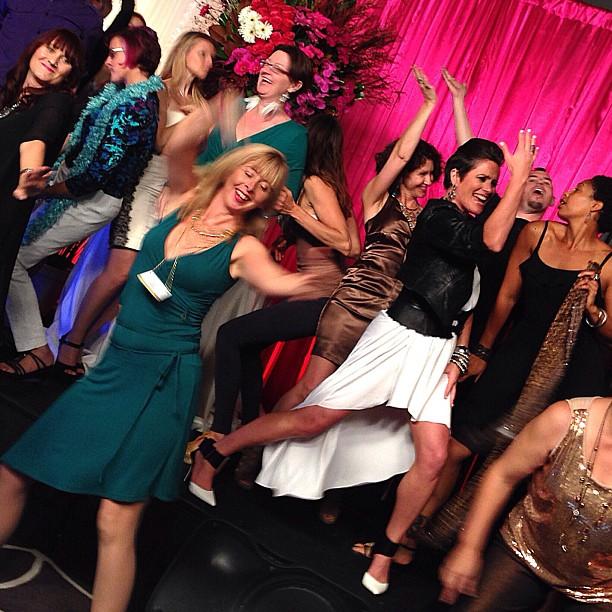 Liz Dancing