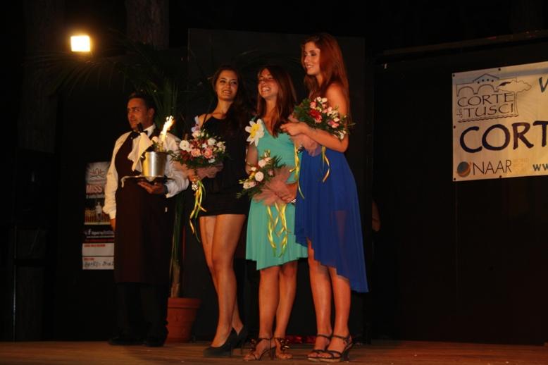 finaliste scarlino miss maremma 2012