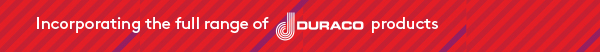 Incorporating the full range of Duraco products
