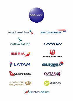 oneworld airline alliance