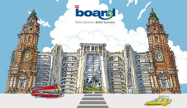BOARD Spring Tour 2014