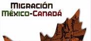 Migración México - Canadá
