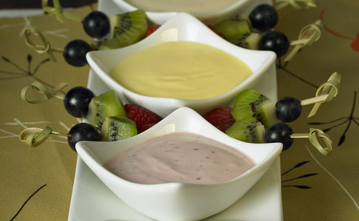 Epicure Selections Summer Berry Fruit Dip