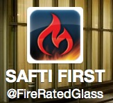Fire protective - fire resistive glazing