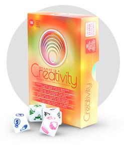 Kit Openmind Creativity - Tarjetas de creatividad