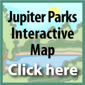 Jupiter Parks Map