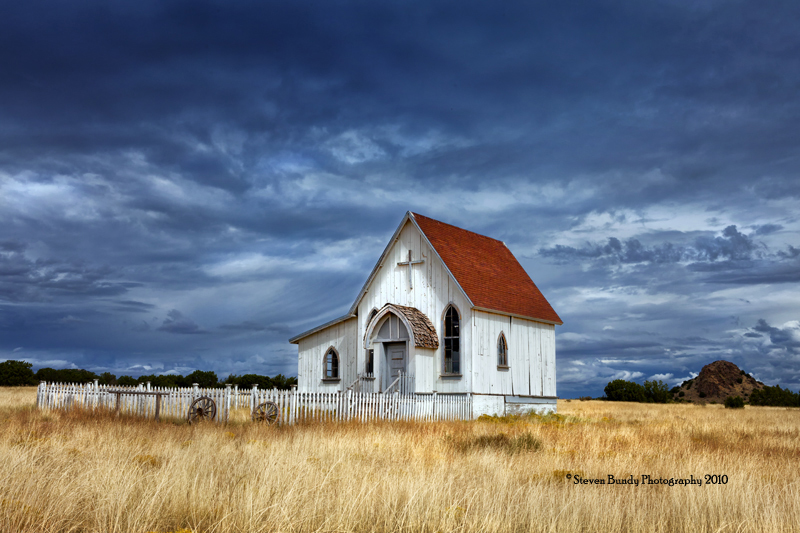 New Mexico Chapel