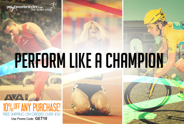 Perform Like A Champion