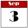 Sep 3