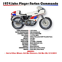 John Player Norton