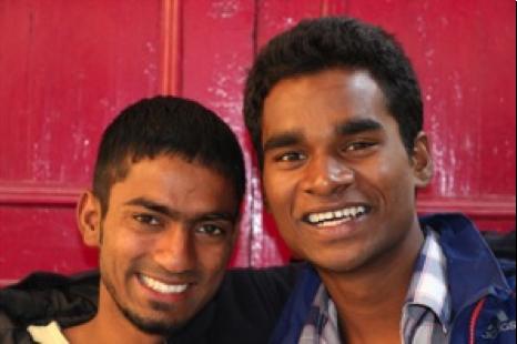 Javed et Sunil