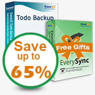 Buy Todo Backup and get file sync software for free. Save up to 65%