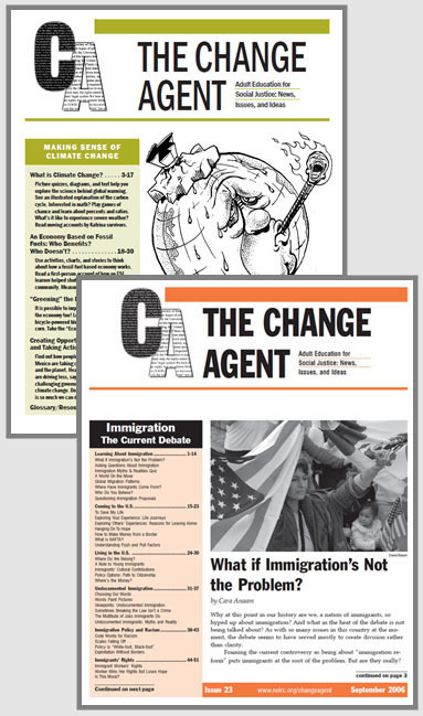 Immigration and Climate Change Covers