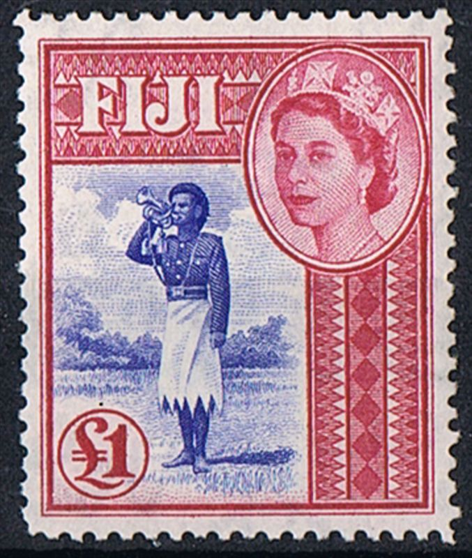 Commonwealth Stamps From The South Pacific