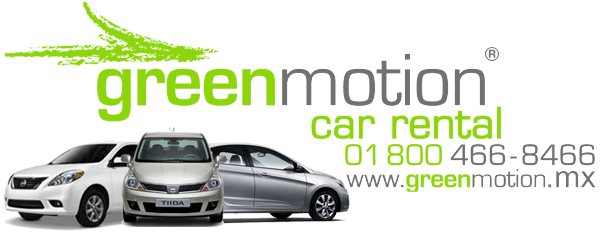 Renta un auto con Green Motion Car Rental