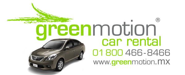 Flota ecologica GreenMotion Car Rental
