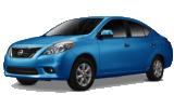 Nissan Versa rendimiento