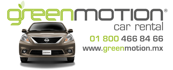 Renta un Auto en Green Motion Car Rental Mexico