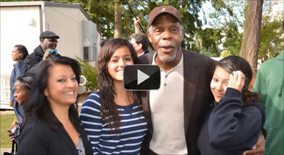 Danny Glover at Washington STEM