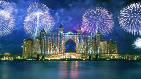Revelion Dubai 2018