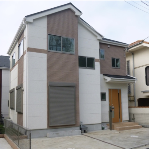 普段よく見る建売住宅