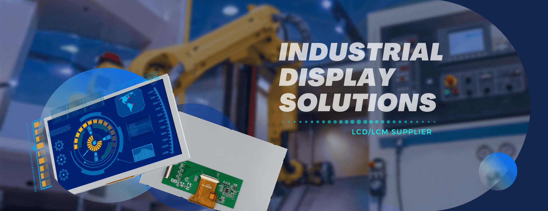 EVERVISION Industrial Display Solution