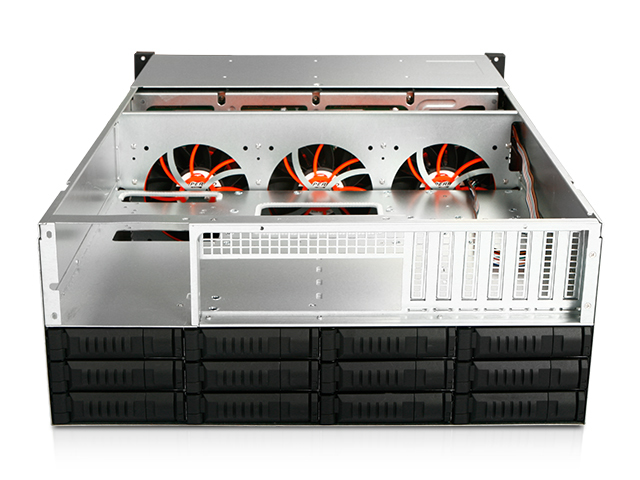 iStarUSA EX4M36-EXP 4U 36-Bay Storage Server Rackmount Chassis