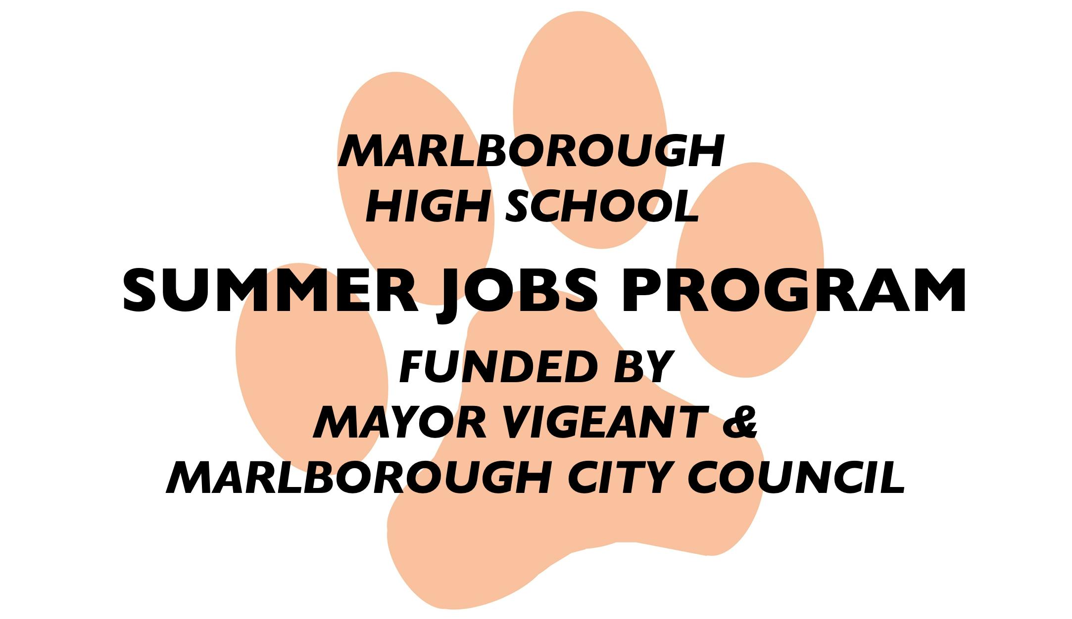 Summer Jobs Program