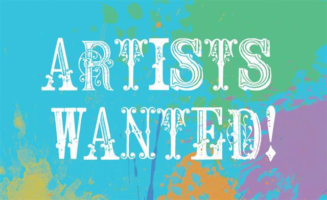 Local Artists Wanted