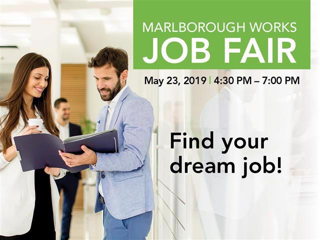 Marlborough Works Job Fair
