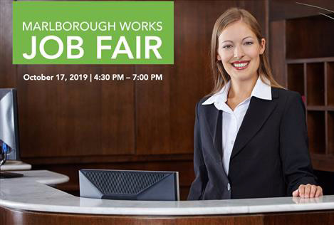 Marlborough Works! Job Fair
