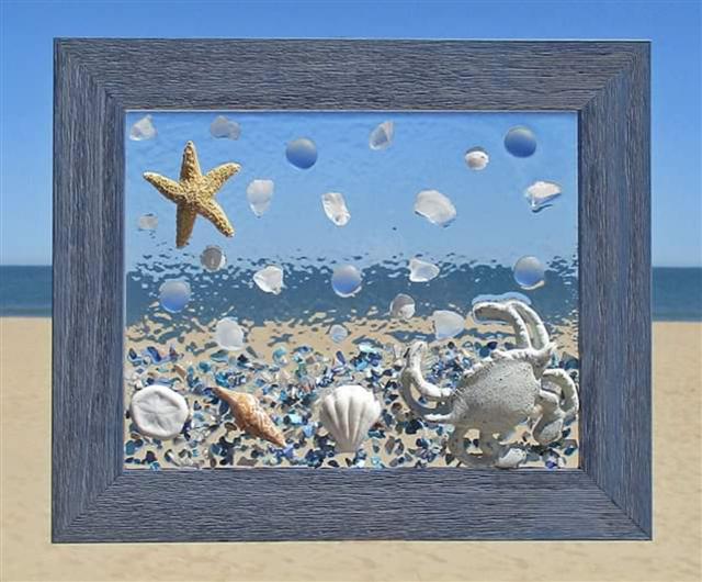 Sea Glass Windows