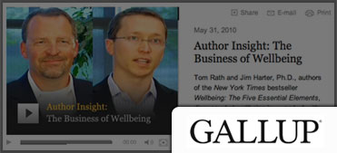 Author Insight: The Business of Wellbeing