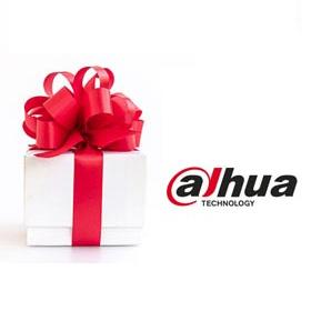 Cadeau sûr sur les achats DAHUA de plus de 400 € HT!
