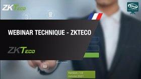 Serie Atlas: Webinar Technique - ZKTeco