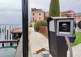 L'Hotel Cipriani di Venezia si affida alla tecnologia videocitofonica Hyundai