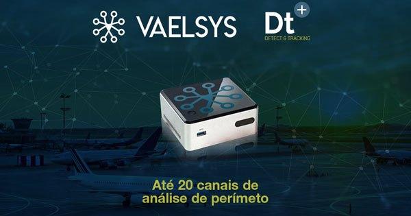 Novo equipamento analítico de perímetro CPT2-DTP VAELSYS