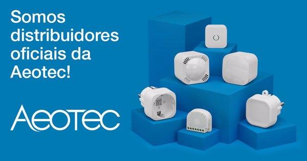 Somos distribuidores oficiais da Aeotec!